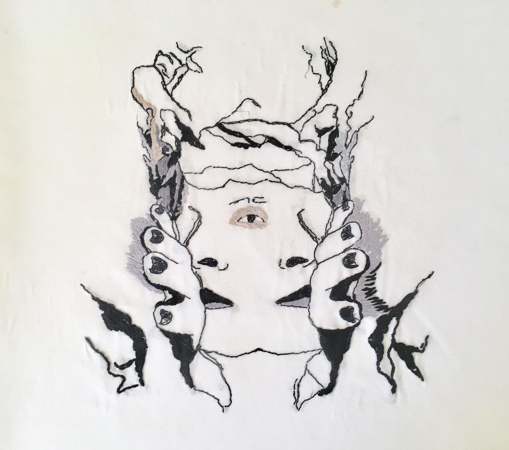 Muođut (Faces), 41x44